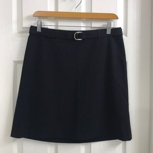 The Limited Black Stretch Skirt